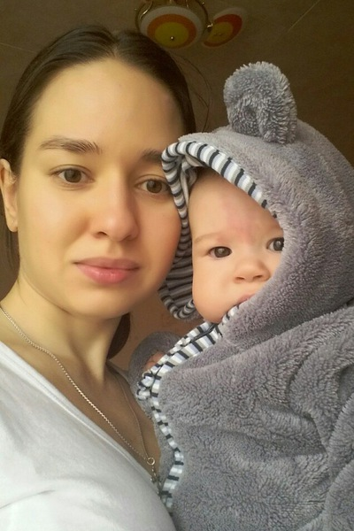 Ольга Джаксумбаева