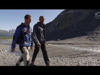 Беар Гриллс-Барак Обама. Звездное выживание с Беаром Гриллсом