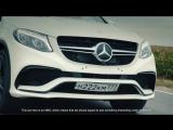 Тест драйв DT Mercedes-AMG GLE 63 Coupe vs BMW X5 M