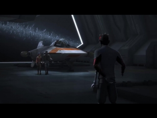 Kanan and Ezra encounter Maul for the first time since Malachor in this clip from
