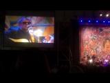 Аквариум БГ концерт после учений Далай Ламы Рига 11 октября 2016