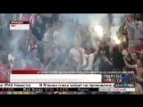 Драка русских и английских футбольных фанатов после матча Россия-Англия на Евро-2016 в Марселе (12.06.2016)