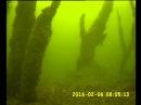Подводное видео Ловим судака