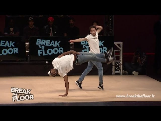 Show Waydi Rochka - Break The Floor 2015