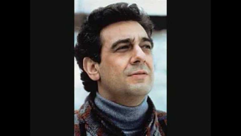 Placido Domingo - Barcarolle (Les Contes d'Hoffmann)
