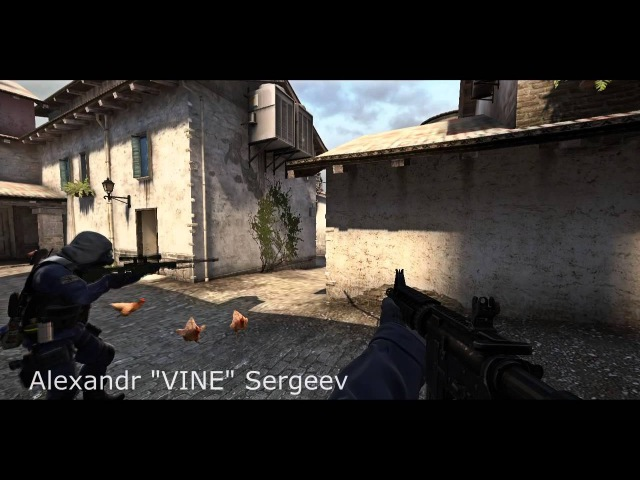 [PQQIP PRODUCTION] Alexandr VINE Sergeev ace on de_inferno