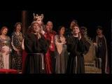 How happy the lover, King Arthur