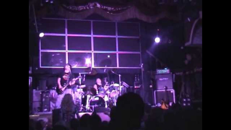 Концерт Агата Кристи в Ставрополе 22.04.2007года.