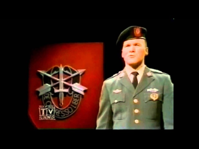 SSGT Barry SADLER - Ballad of the Green Berets