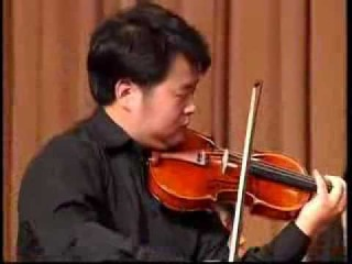 Quan Yuan plays John Williams Devil's Dance (From Witches of Eastwick)