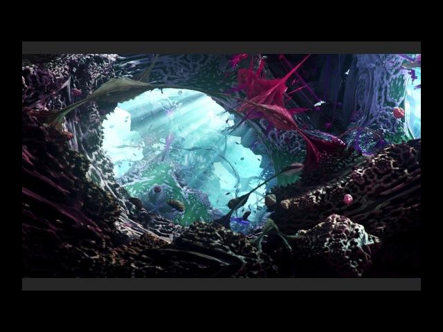 Underwater Fractal Tutorial