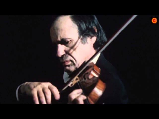 Leonid Kogan - Paganini - Nel cor più non mi sento (HD)