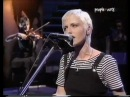Cranberries No need to argue Dreaming my dreams Later with Jools Holland