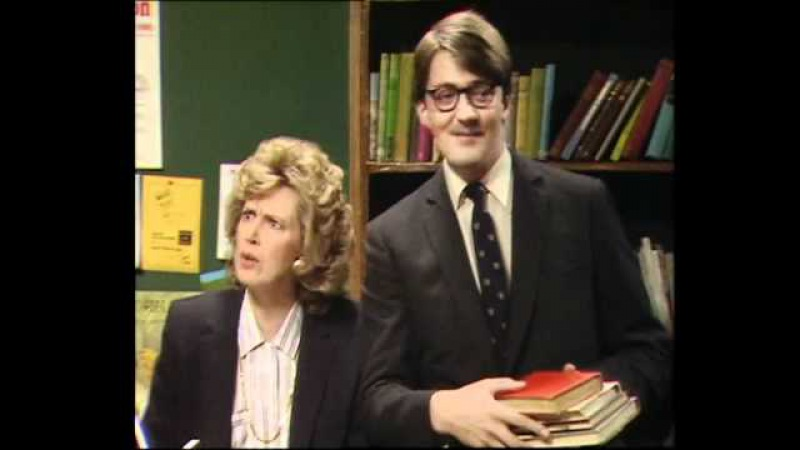 A bit of Fry and Laurie. Series 1,