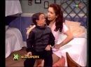 Natalia Oreiro . Bloopers Muñeca Rasca . Videomatch 1999