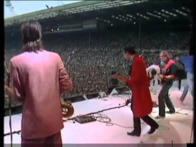 Dire Straits - Live aid Concert 13th July1985