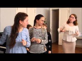 Мастер-класс Елены Исаевой