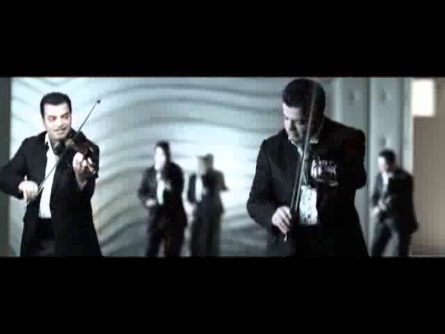 Jihad Akl - Persian Violin Dance (Official Video)