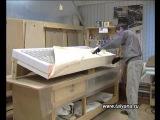 Изготовление дивана Элиза 4