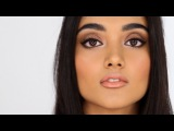 Pretty Glam Makeup Look