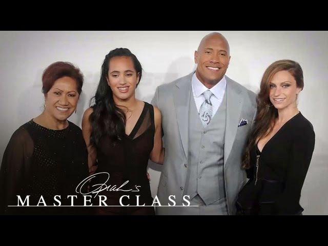Dwayne Johnson on Fatherhood: Lead Life With Love | Oprah's Master Class | Oprah Winfrey Network