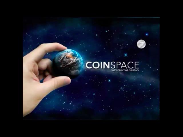 Coinspace Презентация Live100%