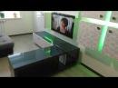Тумба под ТВ, BLUM, LED подсветка
