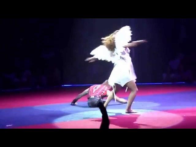 Ангелы цирка Кобзов Одесса - Circus Kobzov Odessa (2015-HD)