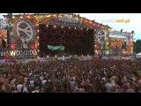 Hardcore Superstar - Wild Boys (Live at Woodstock Festival Poland 2012)