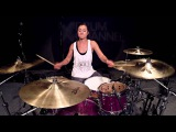Lindsey Raye Ward - Switchfoot - When We Come Alive (Drum Cover)