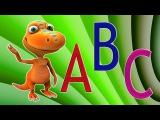Abc Song for Kindergarten | The Alphabet Song | ABC Song | Super Simple Songs | Dinosaur Train