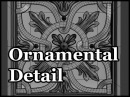3D Modeling Tutorial 90 - Modeling Ornamental Detail - Part 1