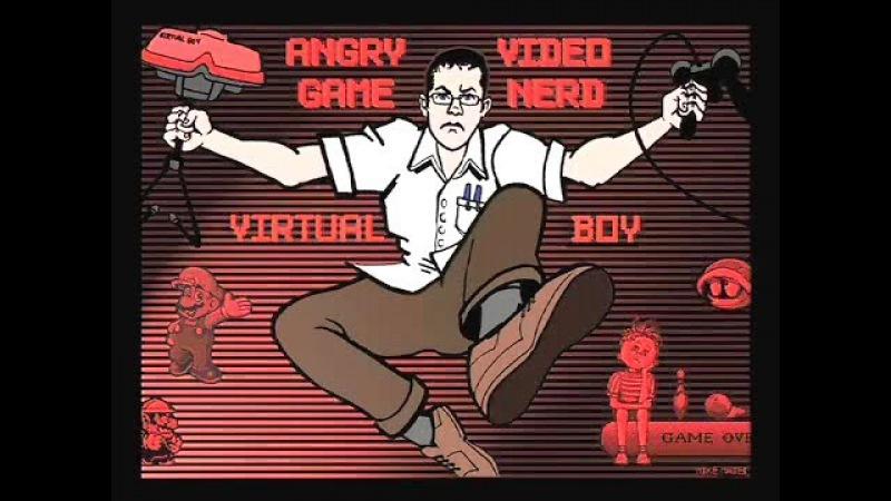 Virtual Boy AVGN 42 RUS RVV