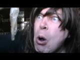 Страх и презерватив страшный - видео прикол - испуг тупой пацан боится презерватива - ужастик ужас