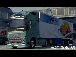 [ETS2 v1.7.0s] Volvo FH (FH16 Euro 6)