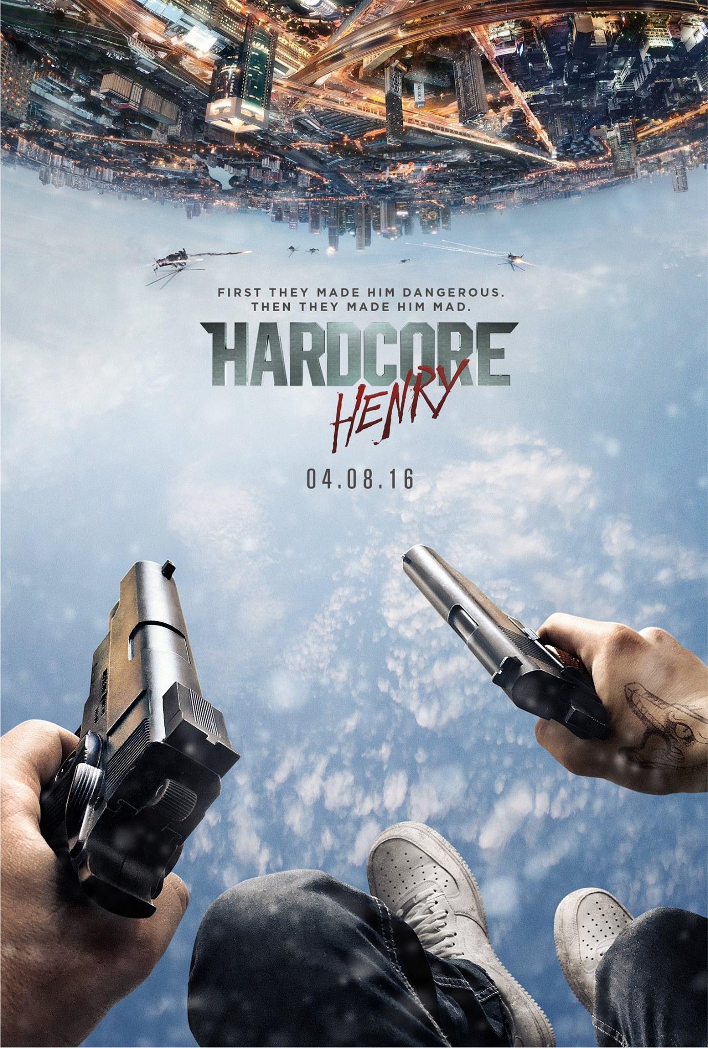 Hardcore Henry Vr