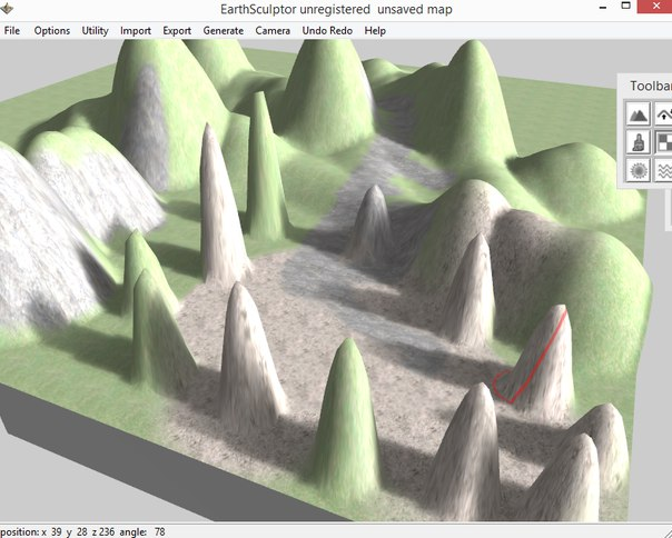 How To Sculpt Maps in IT X1jnEofo2xg