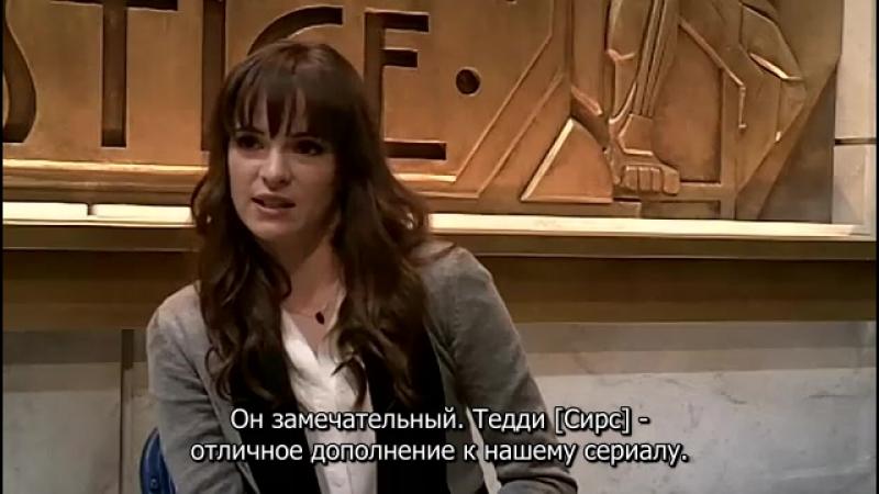 Даниэль говорит о Кейтлин Сноу и Джее Гаррике (rus sub) | DPvk