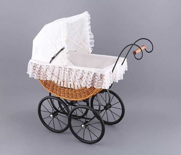 коляска для кукол трансформер buggy boom серия амидея
