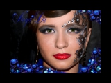 NoyaDa Образ леди Вамп от Надежды Шитовой модель Дарья Ярухина