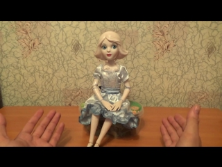 Оз, великий и ужасный! Фарфоровая девочка в магазине игрушек Ярик