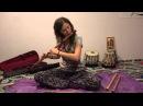Indian musical instruments Bansuri Индийские музыкальные инструменты 5 серия Бансури