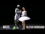 Ballet and Football Freestyle Unexpected Choreography  Wass and Alexia Giordano