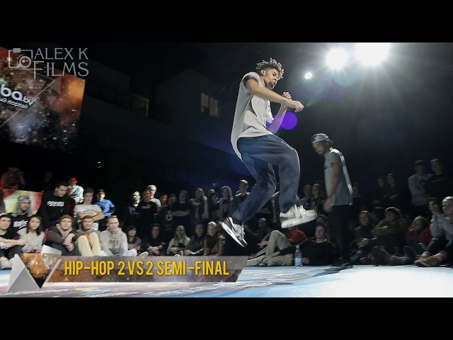 Alex Bauka VS Killason Melokow - Semi Final 2 vs 2 - DYNAMI:T STREET ENERGY 2 alexkfilms