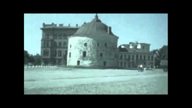Путешествие в Выборг парк Монрепо, башня Олофа, выборгский замок. Ленинградска ...