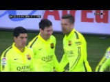 Lionel Messi Free Kick Goal against Athletic Club 2-5 - 08.02.2015