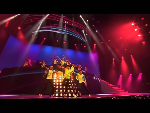 Violetta Live - Chanson Juntos Somos Mas