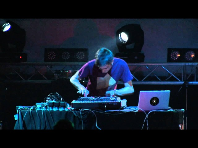 Jon Hopkins (FULL) Live At SKIF 14 Festival (СКИФ) 2010 | Modern Art Center St. Petersburg