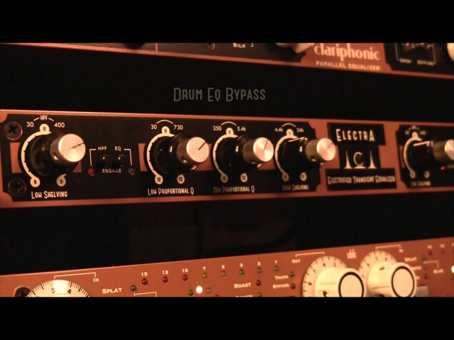 How to Punch Up Widen the Drum Buss with The Electra by Kush