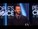The People's Choice for Favorite Action Movie Actor is Chris Evans | E! People's Choice Awards